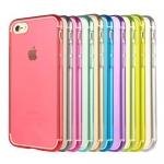 Накладка глянцевая для iPhone 7 / 8 разные цвета