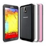 Накладка бампер для Galaxy Note 3 N9000 разные цвета