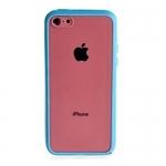 накладка бампер для iphone 5c матовая все цвета