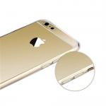накладка-бампер глянцевая для iphone 6 разные цвета
