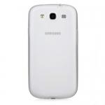 Накладка для Samsung Galaxy SIII S3 I9300 прозрачная
