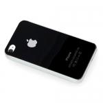 накладка хромированная для iphone 4 / 4s все цвета