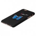 Накладка ультратонкая Бабочка для iPhone 6 (4.7)