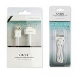 usb кабель pisen для зарядки и синхронизации iphone и ipad